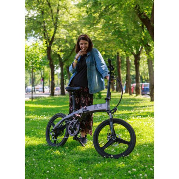 bicicleta pliabila bizzebike