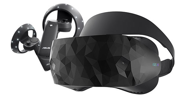 casca ASUS Windows Mixed Reality