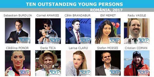 Cine sunt câștigătorii competiției JCI Ten Outstanding Young Persons