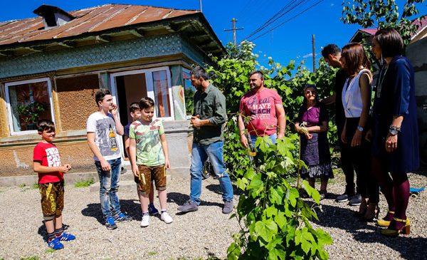Echipa Visuri la cheie a îndeplinit visul unui tată de a le oferi copiilor săi un viitor mai bun