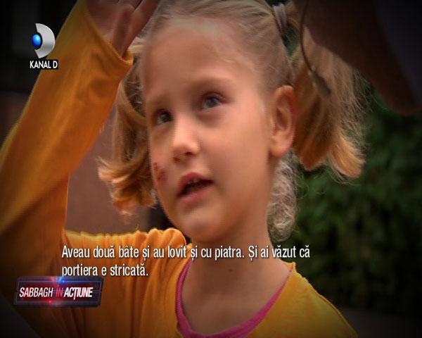 fetita de 5 ani mutilata pe viata