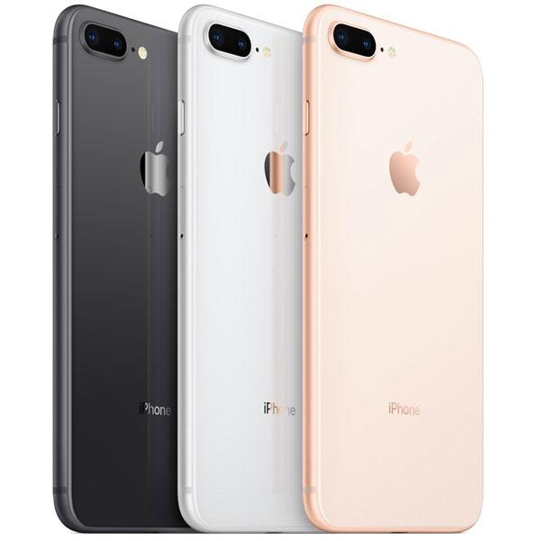 iPhone 8 Plus Lockup