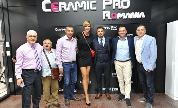 Adrian Mutu – primul client Ceramic Pro în România