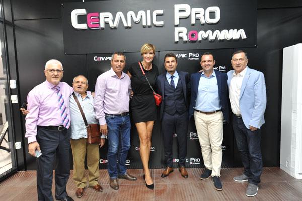 lansare Ceramic Pro in Romania