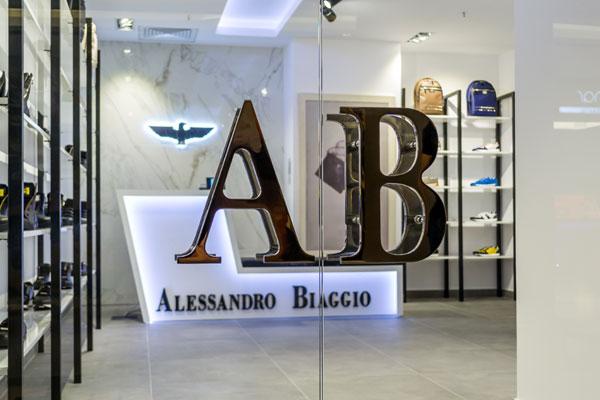 magazin Alessandro Biaggio in Bucuresti Mall