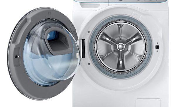 Samsung reduce la jumătate timpul de spălare cu tehnologia QuickDriveTM