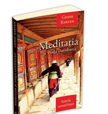 Meditatia și viața cotidiană
