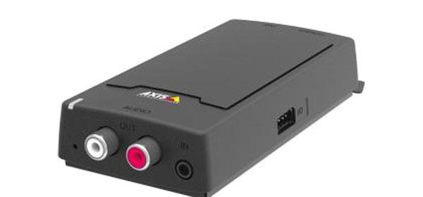 Axis extinde gama de soluţii audio de reţea