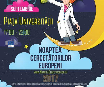 Piața Universității se transformă pentru o seară în cel mai fascinant laborator de știință