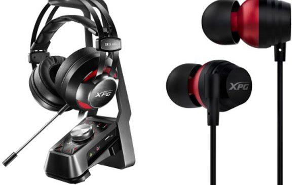 ADATA lansează căștile XPG EMIX H30 și I30, împreună cu amplificatorul SOLOX F30