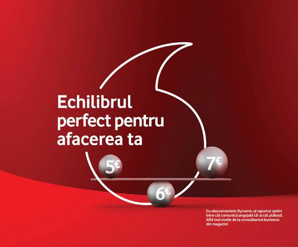 Abonamente dinamice Vodafone
