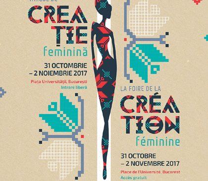 Târgul de creație feminină – La Foire de la Création Féminine