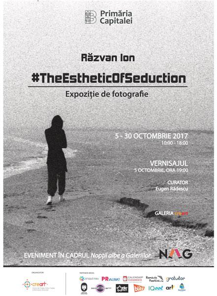 Afis #TheEstheticOfSeductio
