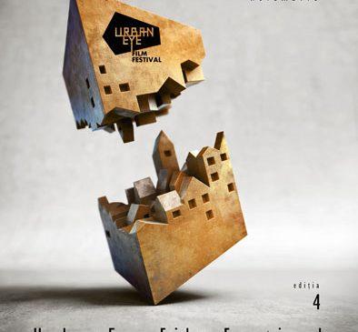 Între 1-5 noiembrie are loc ediția a patra a UrbanEye Film Festival 2017