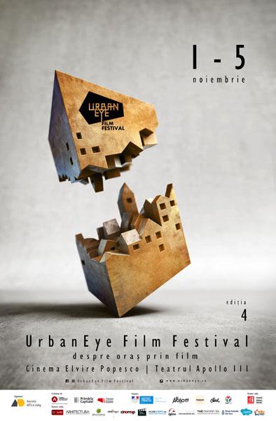Afis UrbanEye Film Festival 2017