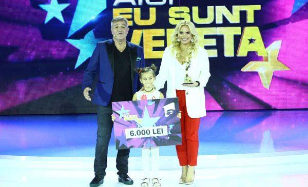 """Paula Chirilă și fiica ei, Carla, au câștigat cea de-a treia ediție """"Aici eu sunt vedeta"""""""