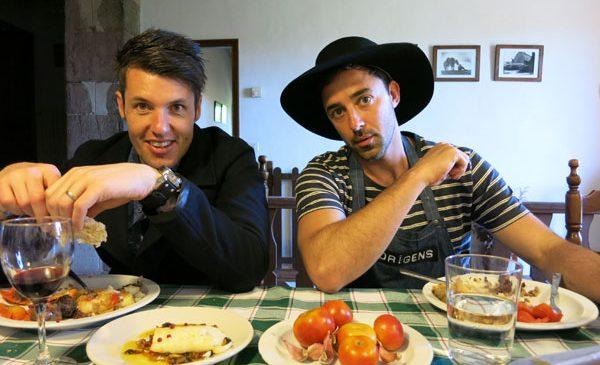 Zilele gastronomiei prin lume cu Andy şi Ben