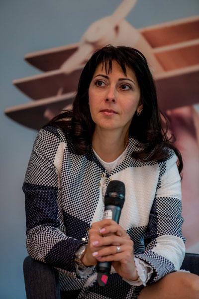 Anita Nitulescu, Eurolife ERB Romania