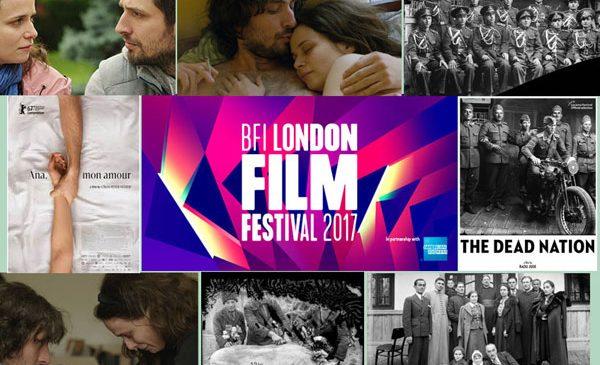 Premiere românești la Festivalul Internațional de Film BFI de la Londra