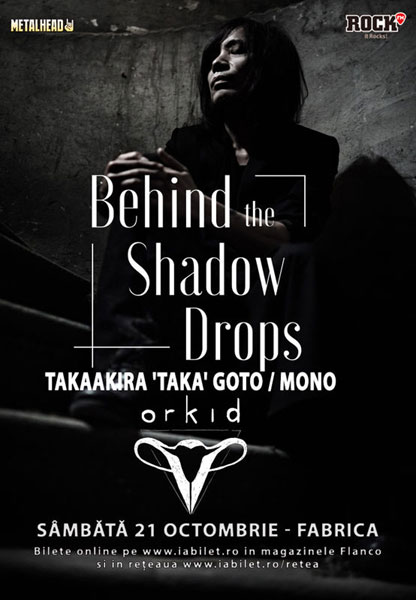 Behind the Shadow Drops, 21 octombrie