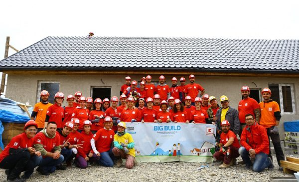 Kaufland România – contribuție de peste 600.000 de euro pentru locuirea decentă în România