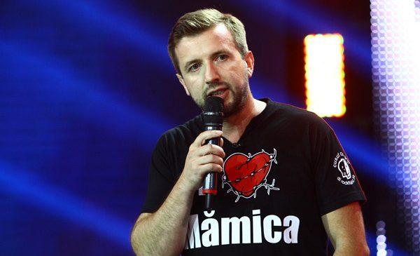 """Bobi Dumitraș este câștigătorul celei de-a șasea ediții """"iUmor"""""""