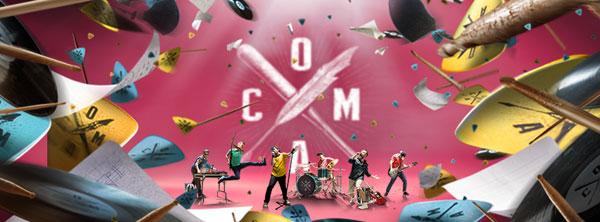 """COMA a lansat videoclipul piesei """"Montagne Russe"""""""