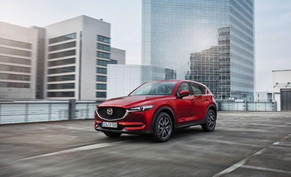 Vânzările Mazda în România au crescut cu 17% în primele nouă luni