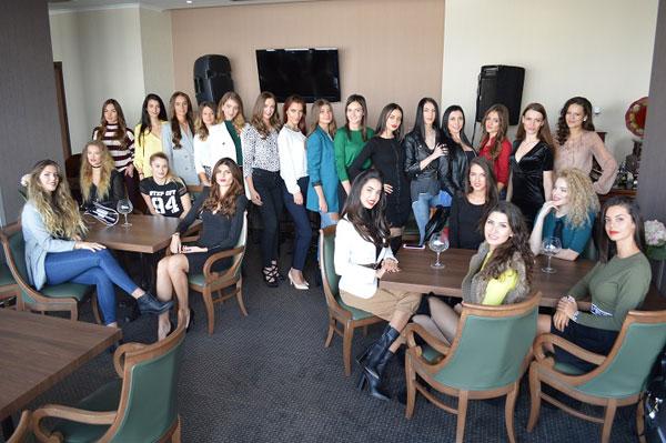 Cantonament Miss Universe Romania 2017
