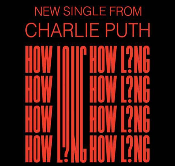 Charlie Puth, How Long