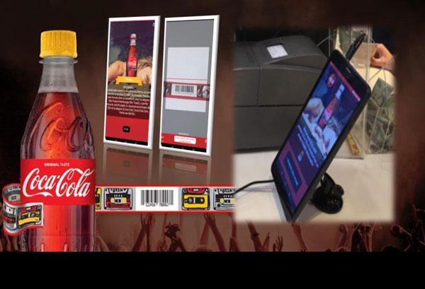 Coca-Cola, Bratara Oficiala a verii