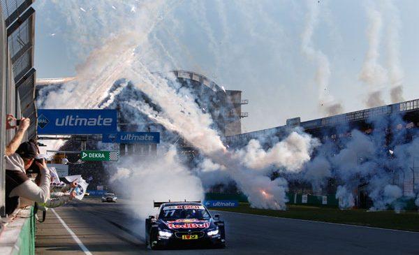 BMW Motorsport a încheiat sezonul DTM cu o victorie la Hockenheim – Marco Wittmann a reuşit a patra victorie pentru BMW M4 DTM în 2017