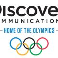Discovery Communications Home of the Olympics logo