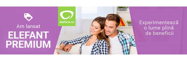 elefant.ro lansează programul Elefant Premium