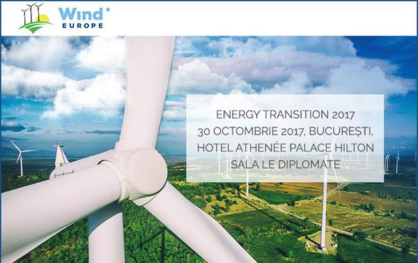 Energy Transition 2017