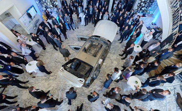 EuroCar Body Award 2017 revine caroseriei noului BMW Seria 6 Gran Turismo