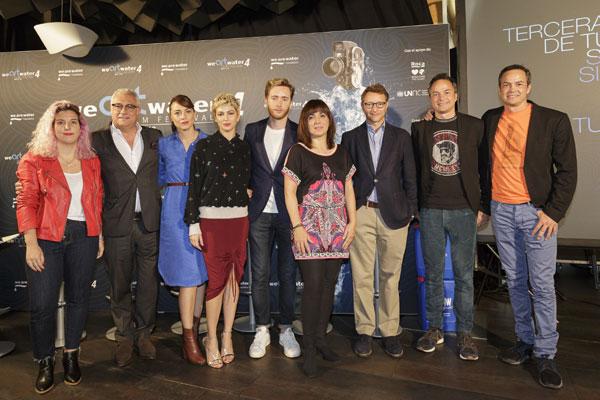 Festivalul de Film We Art Water, juriu