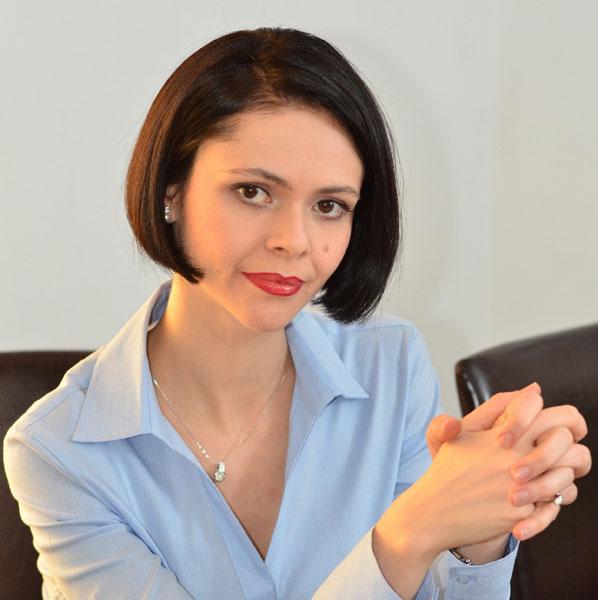 Floriana Enescu, Managing Director Qualia Executive Search