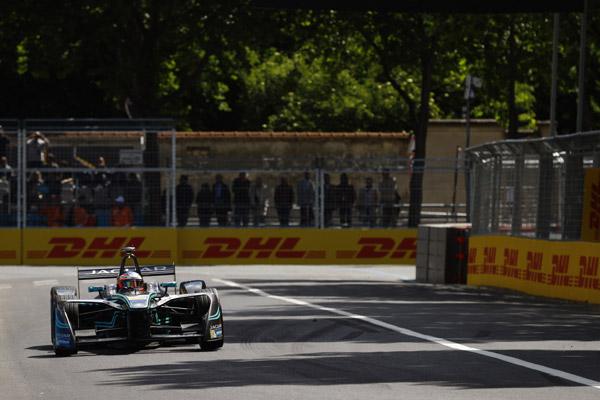Formula E la Eurosport