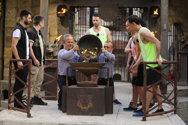 Fort Boyard, 1 septembrie