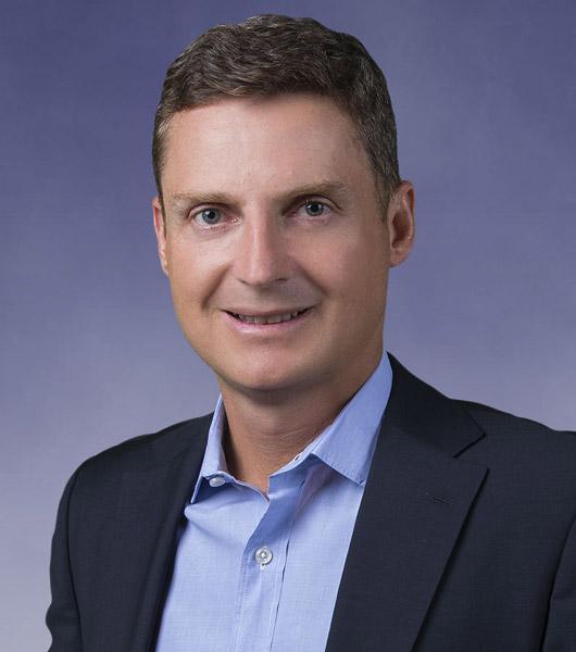 Frederik Ortiz, General Manager Colgate Palmolive Romania