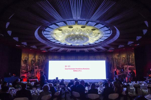 Gala Fundatiei Vodafone 2017