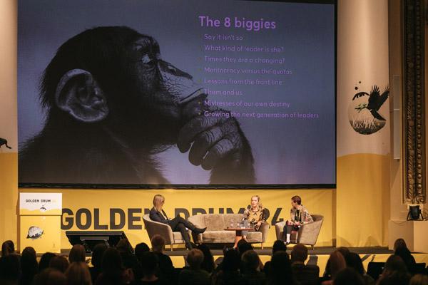Golden Drum 2017, Inken Rohweder, Collette Wasielewski and Lorna Haw