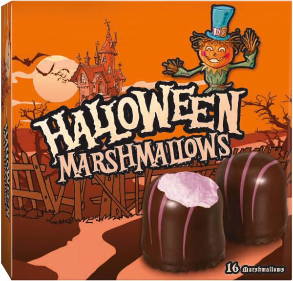 Halloween Marshmallows, Lidl