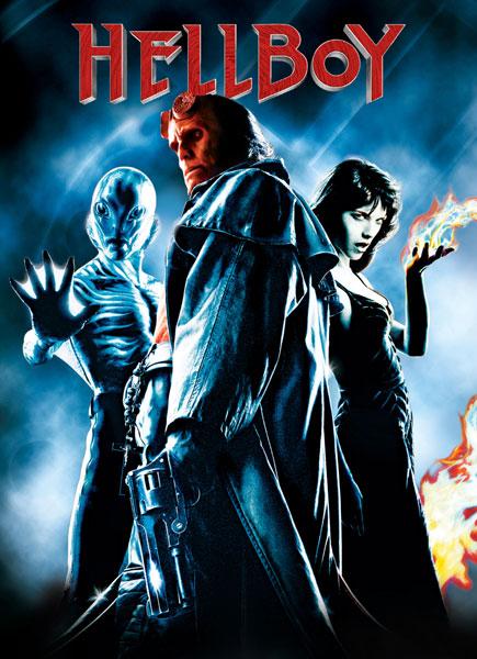 Hellboy, Eroul scapat din Infern