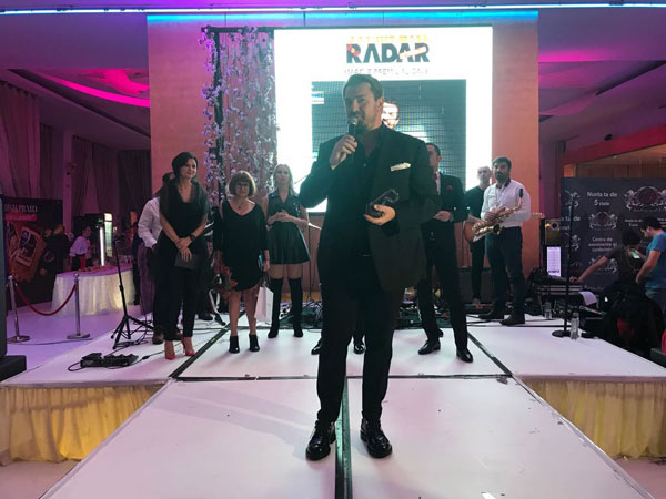 Horia Brenciu a castigat Marele Premiu al Galei Radar de Media 2017