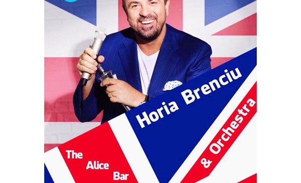 Pe 21 octombrie, Horia Brenciu va cânta pentru prima oară împreună cu HB Orchestra la Londra