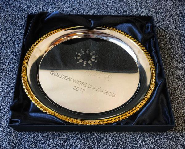 IPRA, Golden World Awards 2017, MSLGROUP The Practice si KRUK Romania
