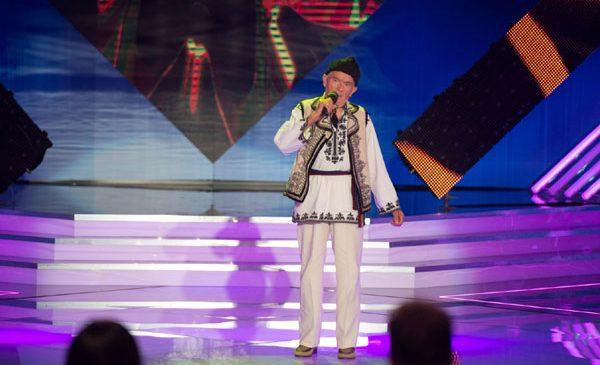 """Talentul nu are vârstă: Ioan Joldea, 80 de ani, al doilea semifinalist la """"Vedeta populară"""""""