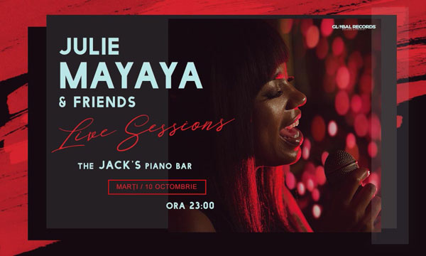 Julie Mayaya & Friends